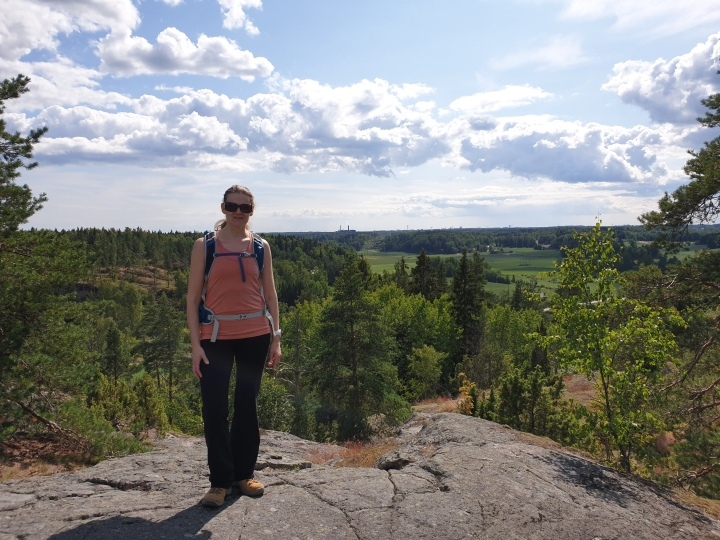 Finding high places – Högberget, Sipoonkorpi National Park