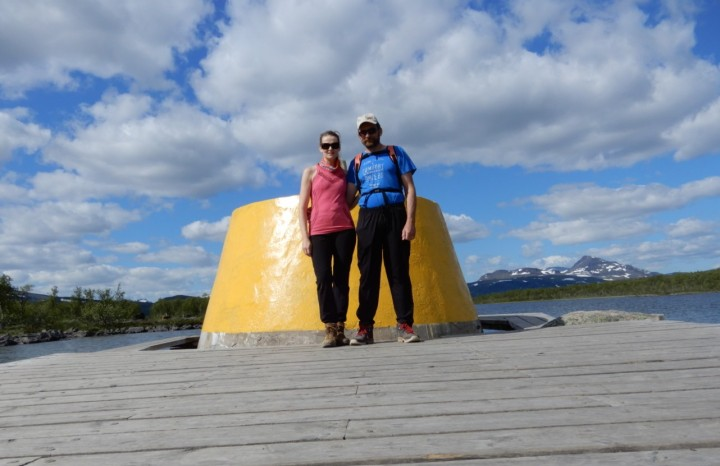Finding high places – Malla National park, Kilpisjärvi