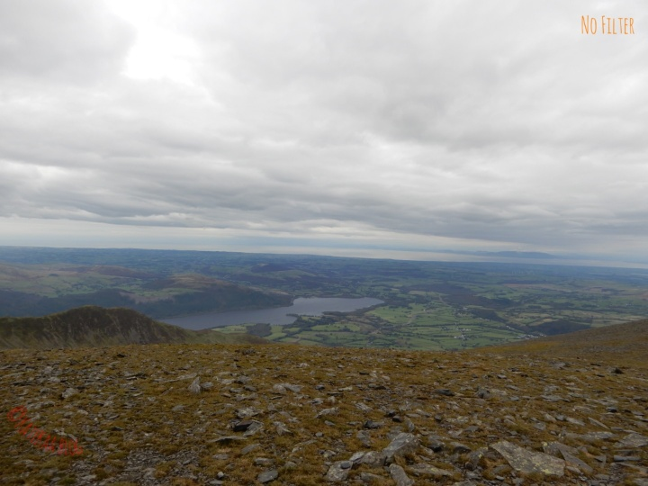 Finding high places – Lake district challenge, Skiddaw, England day 2