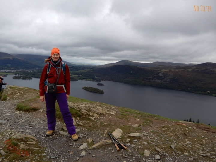 Finding high places – Lake district challenge,  Cat Bells, England day 3