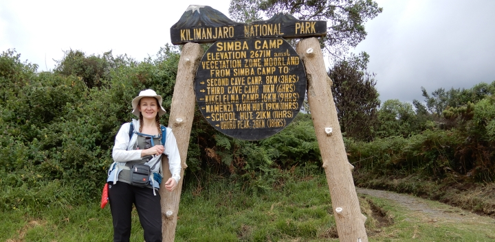 Kilimanjaro – Day 3/10 – From Rongai gate to Simba camp