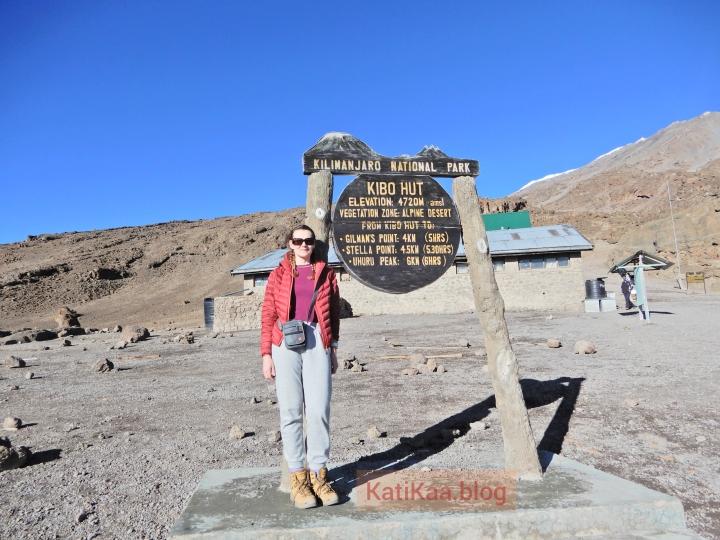 Kilimanjaro – Day 6/10 – Third cave to Kibo (base)camp